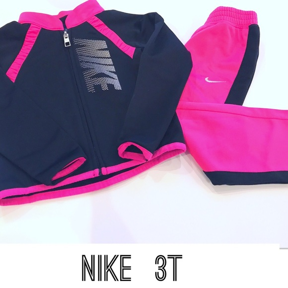 Nike Track Outfit